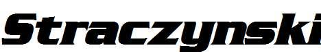 Straczynski-Bold-Italic