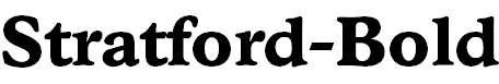 Stratford-Bold