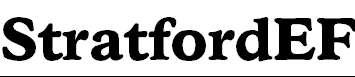 StratfordEF-Bold