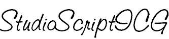 StudioScriptICG