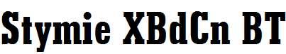 Stymie-XBdCn-BT-Extra-Bold