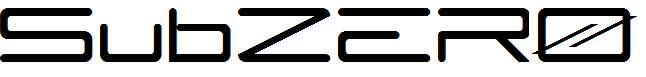 SubZER0-Regular