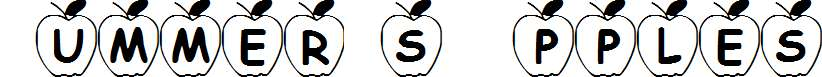 Summer-s-Apples