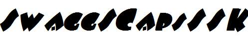 SwaggSCapsSSK-Italic