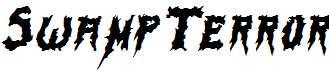 SwampTerror-Italic
