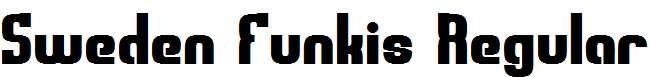 Sweden-Funkis-Regular