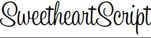 SweetheartScript