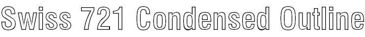 Swiss721BT-BoldCondensedOutline