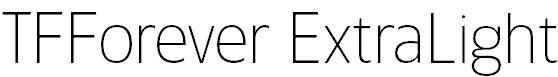 TFForever-ExtraLight