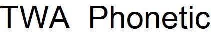 TWA-Phonetic-copy-1-