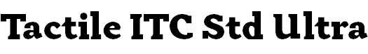 Tactile ITC Std Ultra