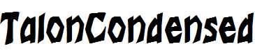 TalonCondensed