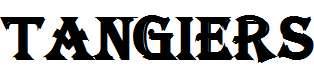 Tangiers-Bold