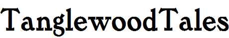 TanglewoodTales