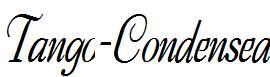 Tango-Condensed-Bold-Italic
