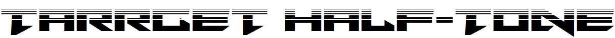 Tarrget-Half-Tone-Regular