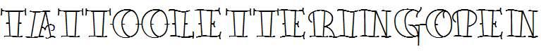 TattooLetteringOpen