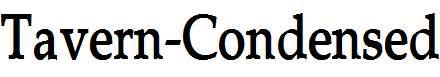 Tavern-Condensed-Bold