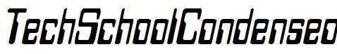 TechSchoolCondensed-Oblique