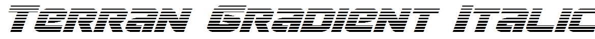 Terran-Gradient-Italic