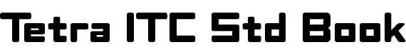 TetraITCStd-Bold