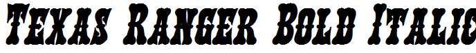 Texas-Ranger-Bold-Italic