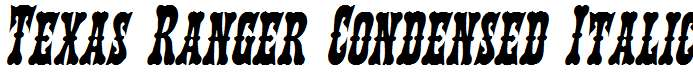 Texas-Ranger-Condensed-Italic