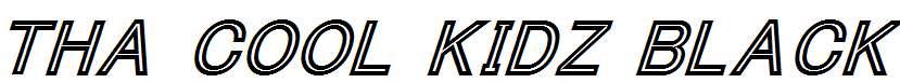 Tha-Cool-Kidz-Black-Italic