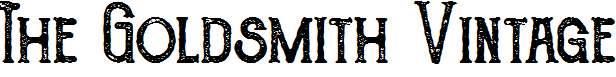 The-Goldsmith-Vintage