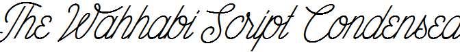 The-Wahhabi-Script-Condensed