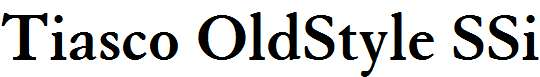 Tiasco-OldStyle-SSi-Bold-Old-Style-Figures