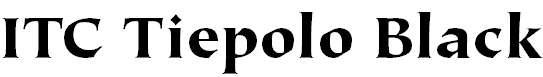 Tiepolo-Black
