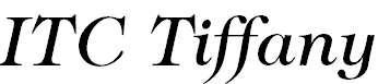 TiffanyITCbyBT-MediumItalic