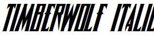 Timberwolf-Italic