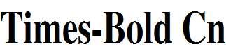 Times-Bold-Cn