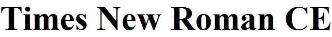 Times-New-Roman-CE-Bold