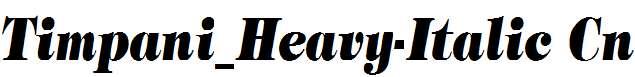 Timpani_Heavy-Italic-Cn