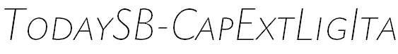 TodaySB-CapExtLigIta