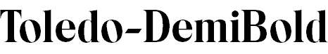 Toledo-DemiBold