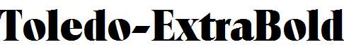Toledo-ExtraBold
