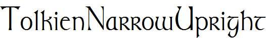 TolkienNarrowUpright-Regular