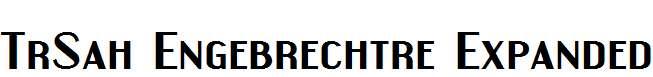 TrSah-Engebrechtre-Expanded-Bold