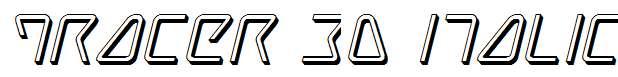 Tracer-3D-Italic