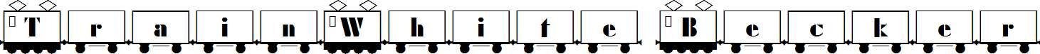 TrainWhite-Becker