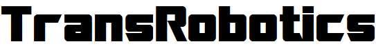TransRobotics-Bold