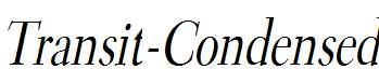 Transit-Condensed-Italic-1-