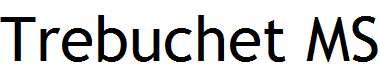 Trebuchet-MS