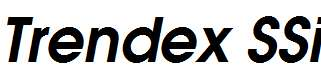 Trendex-SSi-Semi-Bold-Italic