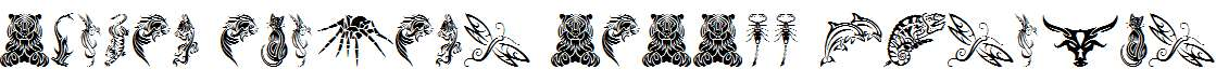 Tribal-Animals-Tattoo-Designs