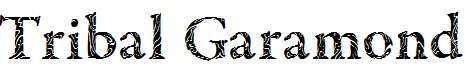 Tribal-Garamond